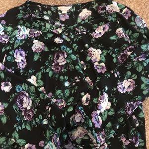 Belle Sky blouse